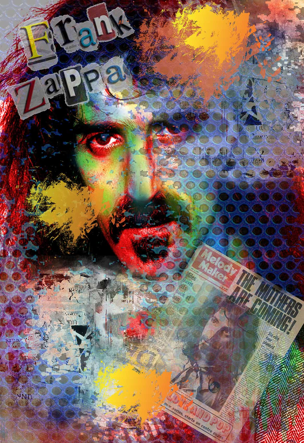 Frank Zappa, O Irreverente incorrigível (Frank Zappa, The Irreverent incorrigible)